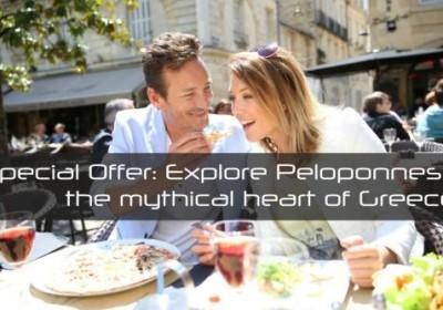 Special Offer Explore Peloponnese September 2019