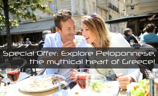 Special Offer Explore Peloponnese September 2019