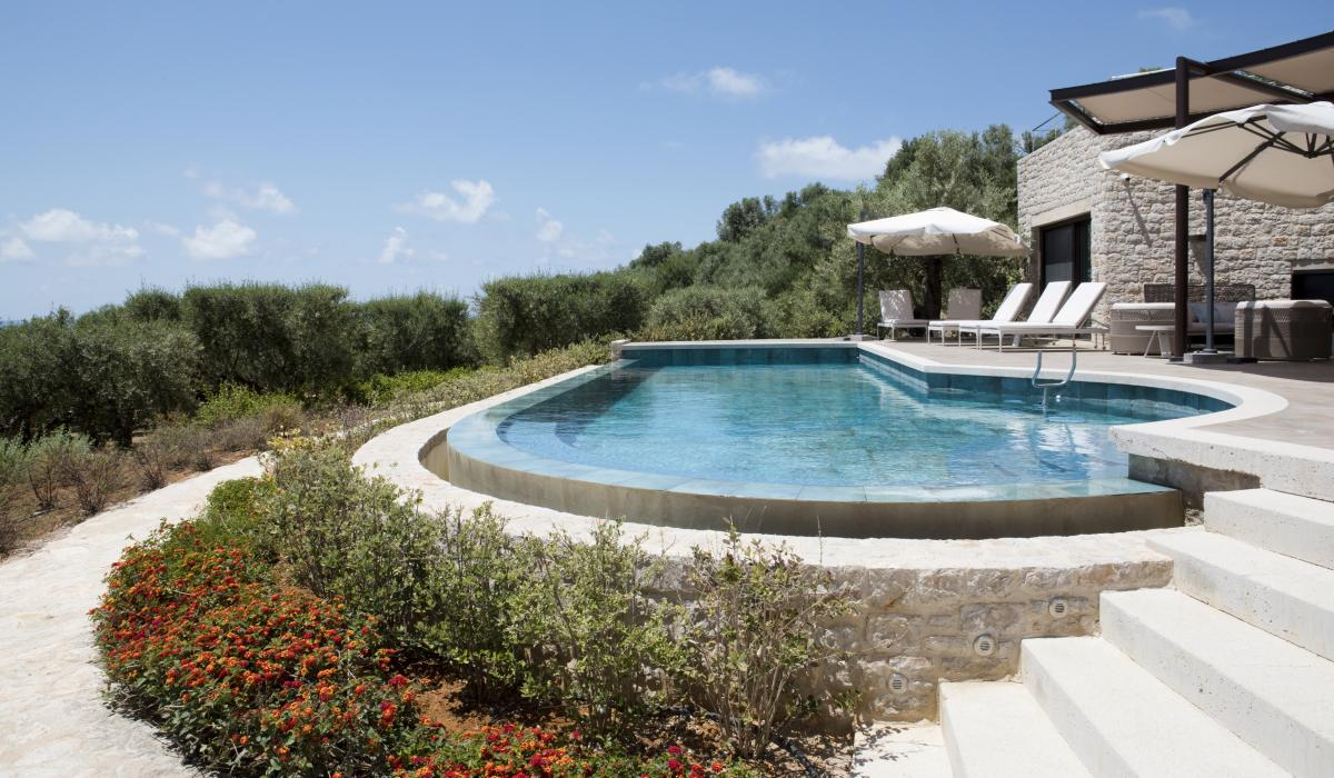 Villa The Olive Retreat, Tragana, Messinia, Peloponnese, Greece
