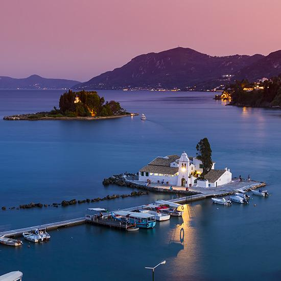 Corfu ( Kerkyra ), Ionian Islands, Greece