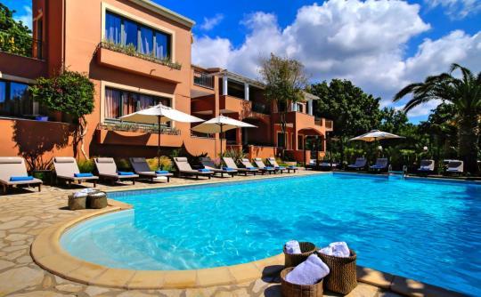 Lena Mare Boutique Hotel, Corfu, Ionian Islands, Greece