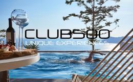CLUB500 UNIQUE EXPERIENCES