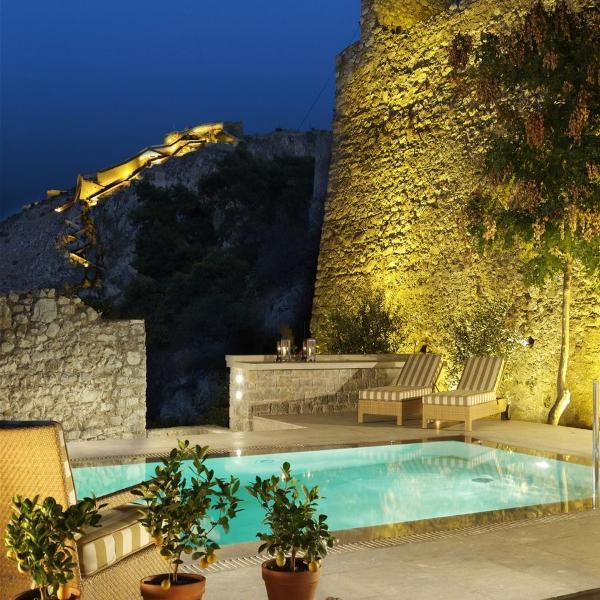 Nafplia Palace Hotel & Villas, Nafplio, Argolis, Peloponnese, Greece