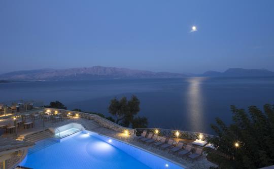 Red Tower Hotel, Nikiana, Lefkada, Ionian Islands, Greece