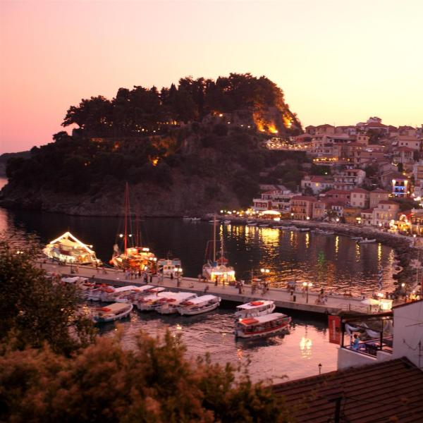Parga, Preveza, Epirus, Greece