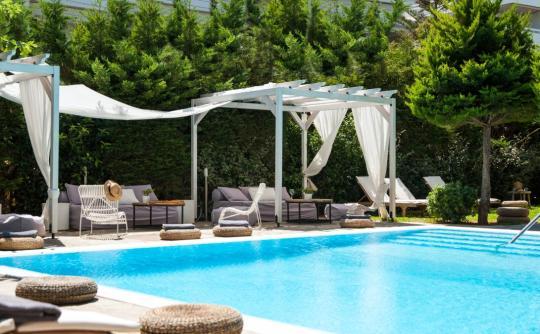 Sea View Hotel, Glyfada, Athens, Attica, Greece