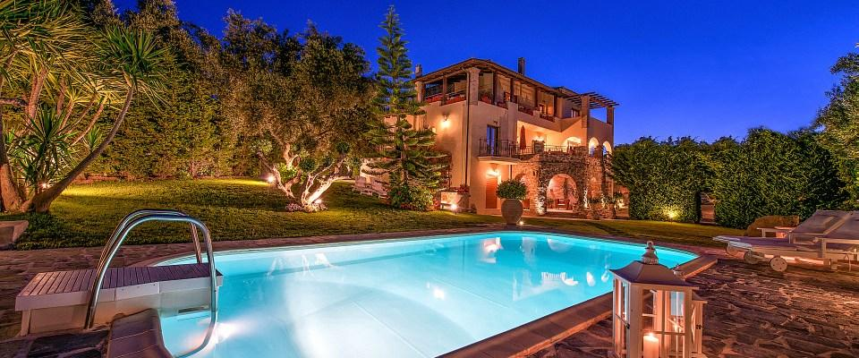 Bozonos Luxury Villa, Zakynthos ( Zante ), Ionian Islands, Greece