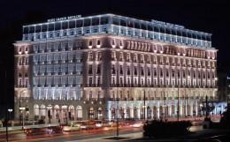 Hotel Grande Bretagne, a Luxury Collection Hotel, Athens, Attica, Greece