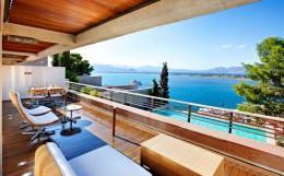Nafplia Palace Hotel & Villas, Akronafplia, Nafplio, Peloponnese, Greece