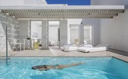 Patmos Aktis Suites & Spa, Patmos Island, Dodecanese, Greece