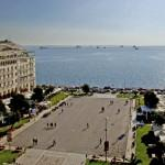 Aristotelous Square, Thessaloniki, Macedonia, Greece