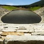 Ancient Messene, Messinia, Peloponnese, Greece