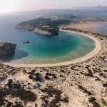 Voidokilia Beach, Messinia, Peloponnese, Greece