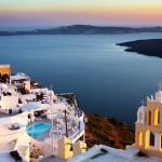 Santorini, Cyclades, Greece