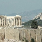 Parthenon, Acropolis, Athens, Attica, Greece