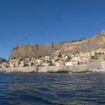 Castle of Monemvasia, Laconia, Peloponnese, Greece