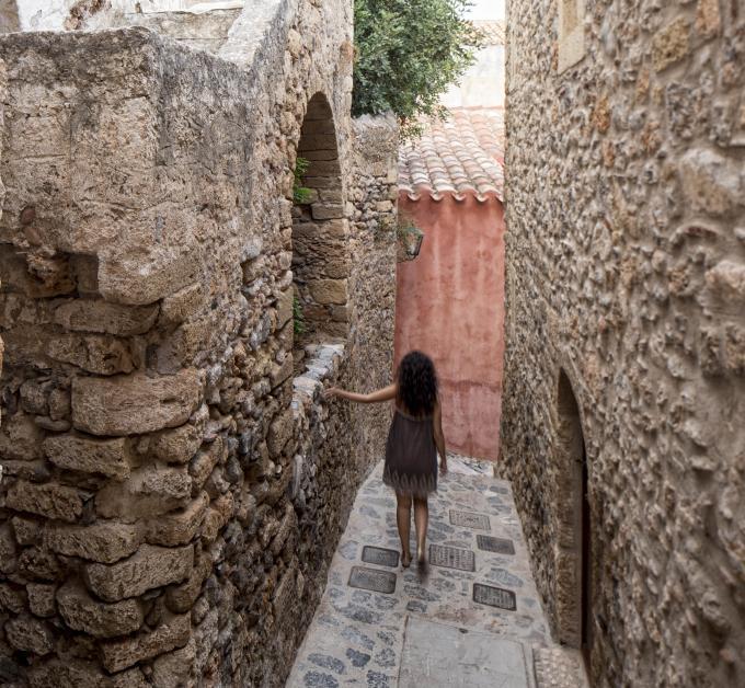 Κάστρο Μονεμβασιάς, Λακωνία, Πελοπόννησος, Ελλάδα