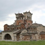 Church of Agia Fotini, Mantineia, Arcadia, Peloponnese, Greece